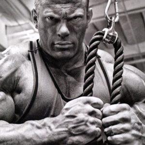 برنامه تمرینی آقای بدنساز