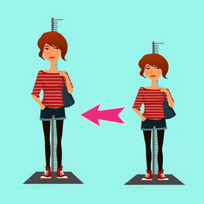 چه عواملی بر قد فرد تأثیر میگذارند؟