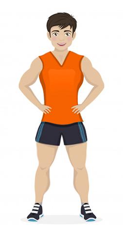 سطح-متوسط-عضله-سازی-آقایان