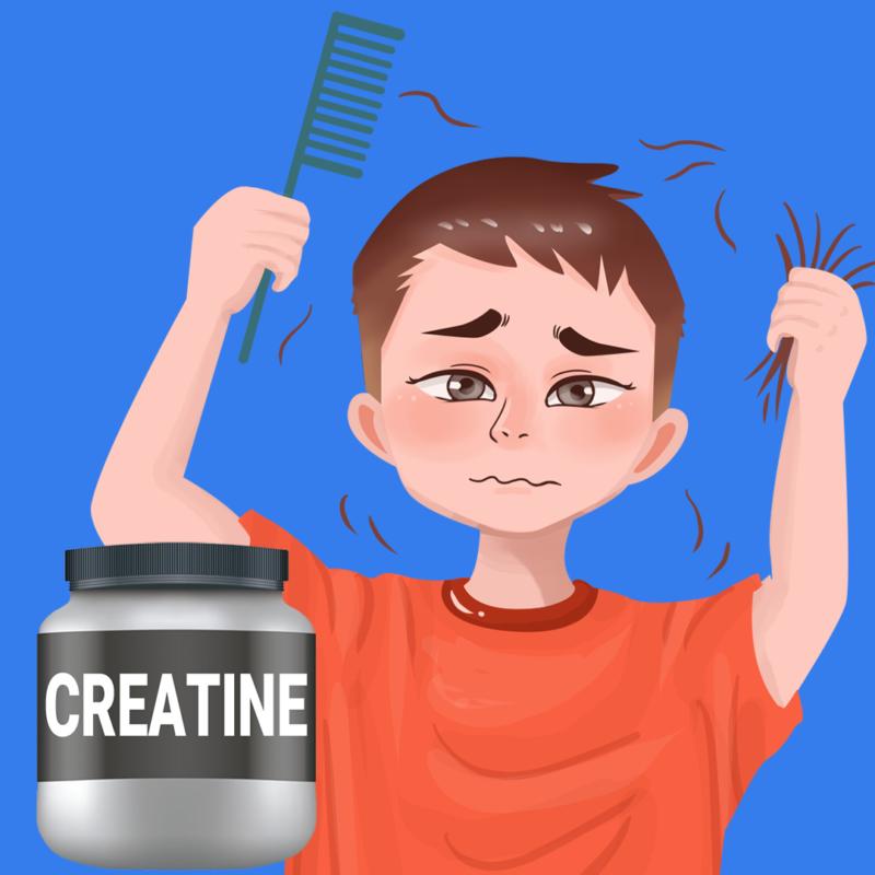 کراتین و ریزش مو